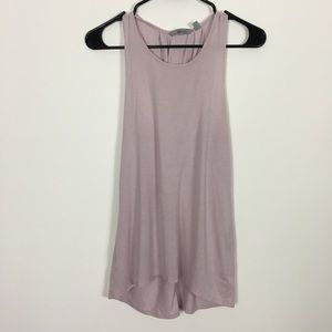 Athleta Pale Purple Tank Top